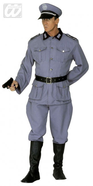 Soldaten Uniform Grau Gr.S