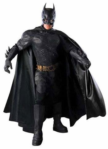 Batman Latex Costume DLX