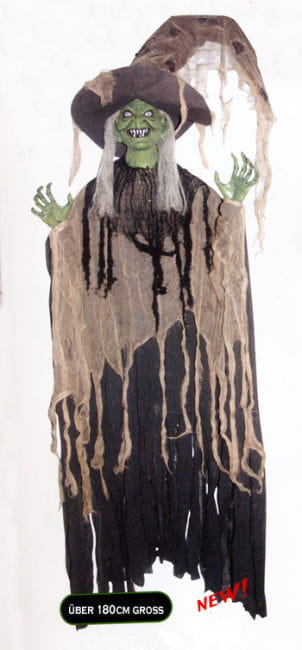 Moss Witch Hanging Prop 182 cm