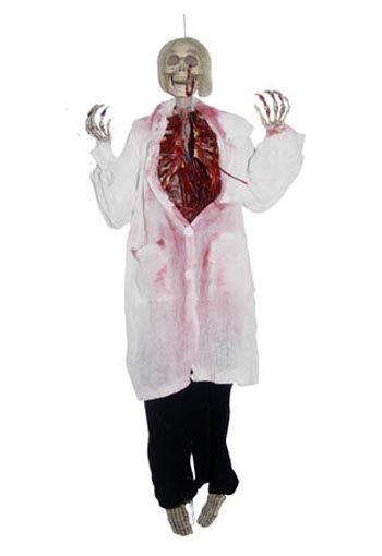 Halloween Hängefigur Dr. Gore 90cm