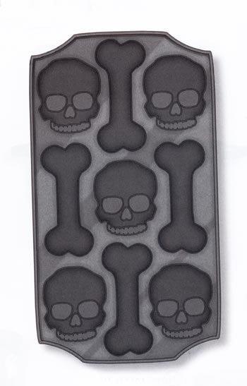 Skull & Bones Ice Tray