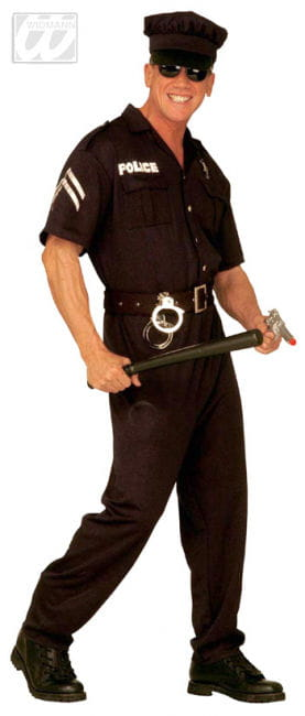 Police Uniform M