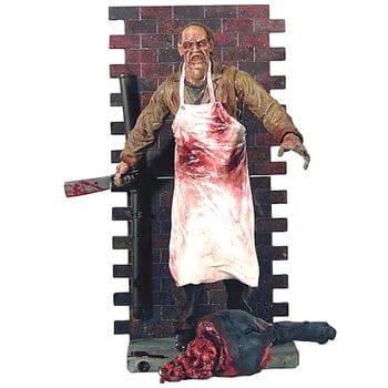 Land of the Dead The Butcher Action Figur