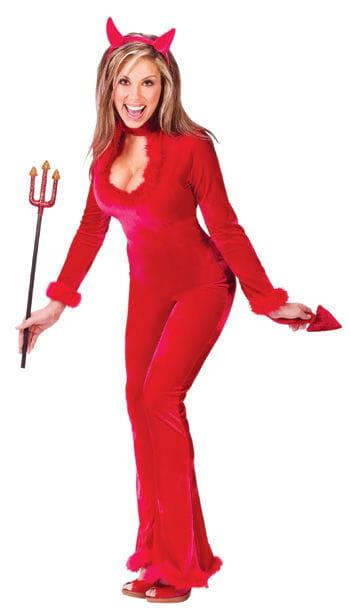 Sexy Devil Kostüm GR.S/M