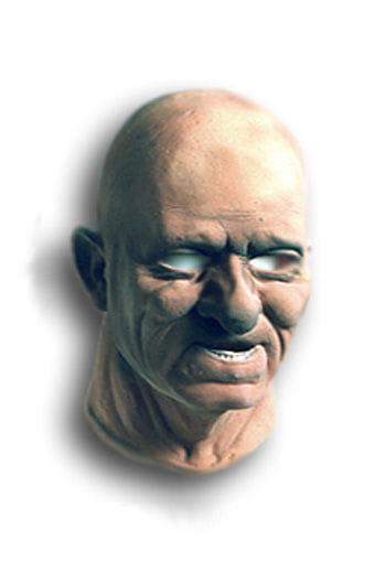 Edgar Maske aus Schaumlatex
