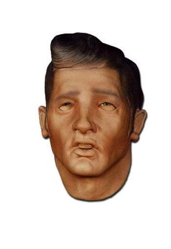 Elvis Schaumlatex Maske