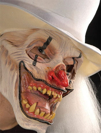 Clown Makaber Maske!