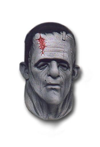 Frankenstein Maske aus Schaumlatex