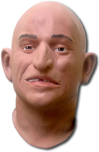 Kunsträuber Schaumlatex Maske