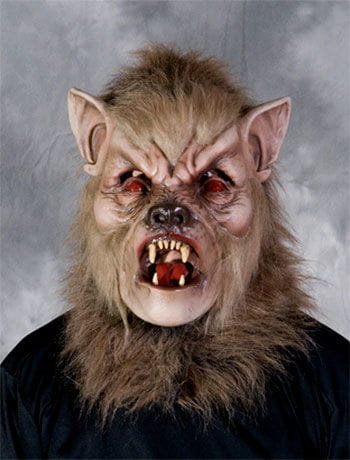 Alpha Werewolf Mask