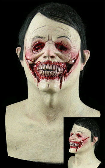 Gefolterter Puppenspieler Maske