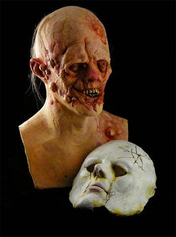 Puppet Murderer Mask
