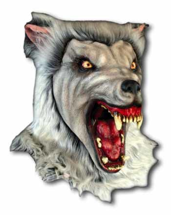 Arctic Werewolf Mask