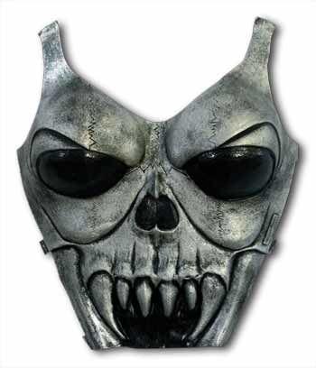Amazonen Skull Brustpanzer