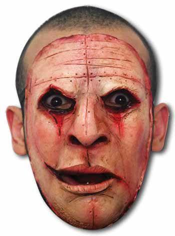 Serienkiller Seam Jim Maske