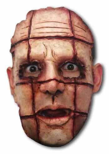 Serial Killer Checkered Jack Mask