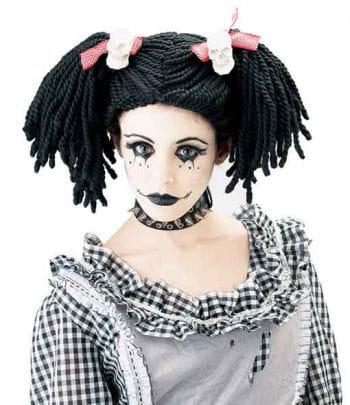 Gothic Dolls Kinderperücke