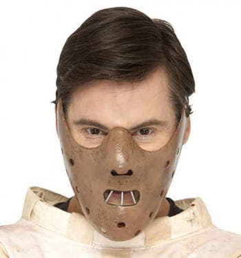 Hannibal Lecter muzzle Deluxe