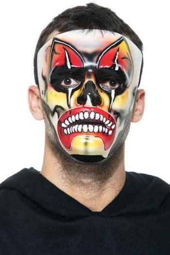 Diabolik Dämon PVC Gesichtsmaske