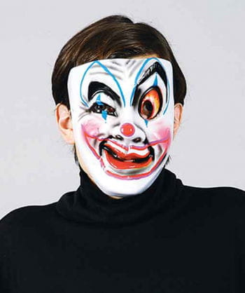 Monster Clown PVC Maske