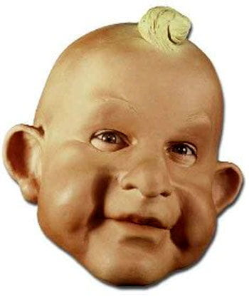 Babyface Foamlatex Maske
