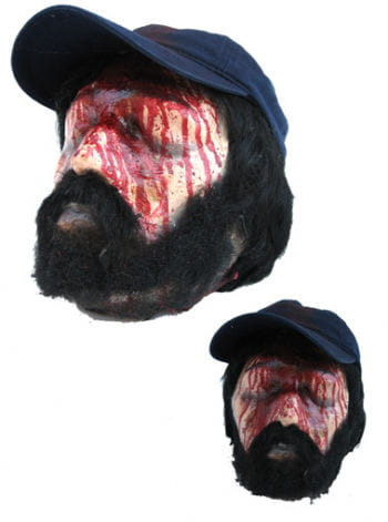 Truck Stop Murder Head