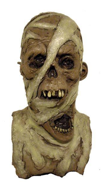 Rot mummy mask