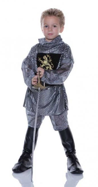 Sir Lancelot Child Costume Size M / 6-8 Years