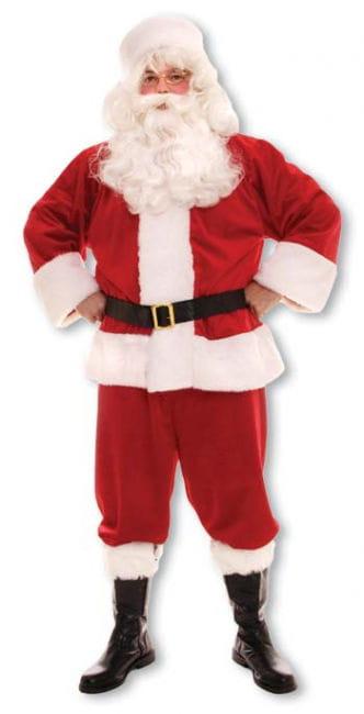 Santa Claus / Weihnachtsmann Premium Kostüm