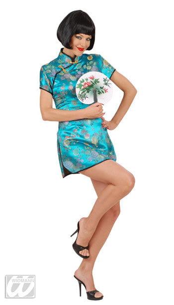 Miss Wong China Lady Costume. S
