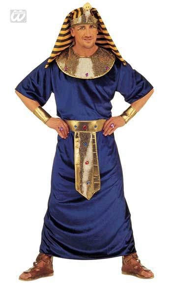 Pharaoh Tutankhamun Costume. XL