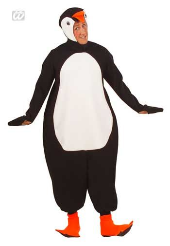 Cute Penguin Costume. S