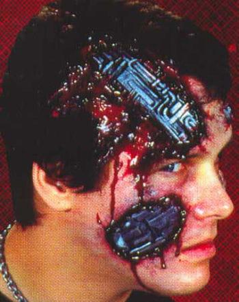Robot wounds Set 2