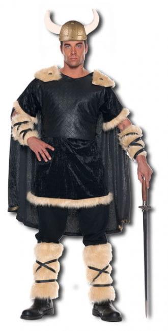 Donar Wikingerheld Premium Kostüm One Size