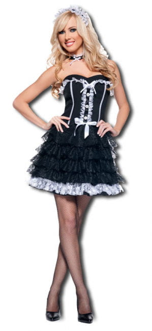 Sexy Roomgirl Premium Costume XL 40/42