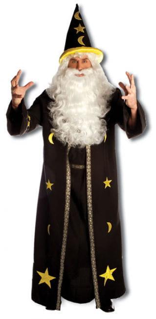 Magier Myrddin Premium Kostüm