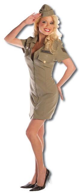Perky Aviator Premium Costume L