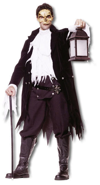 Friedhofswächter Premium Kostüm