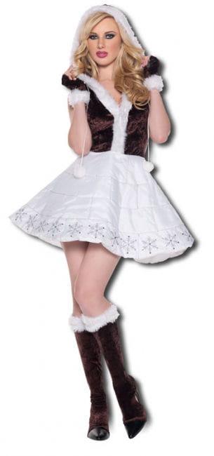 Ice Princess Premium Costume. M