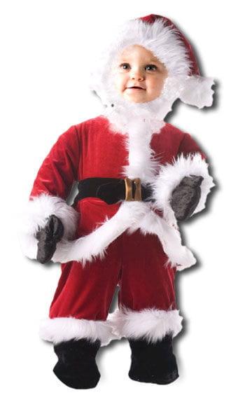 Drolliger Santa Kinderkostüm L