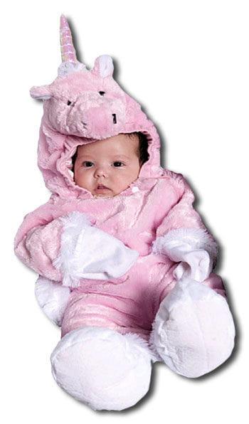 Pinkes Einhorn Babykostüm