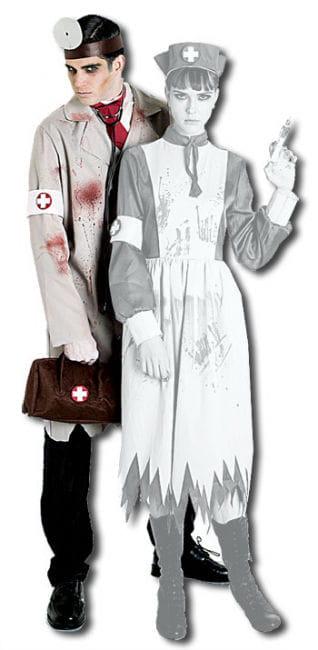 Dr. Menkele Costume. M