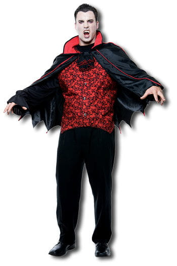 Count costume Gr.L