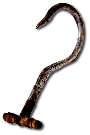 Instrument of Torture Slaughtering Hook