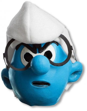 Brainy Smurf Kids Mask