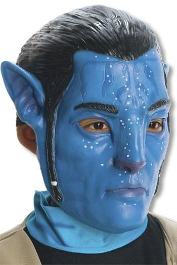 Avatar Jake Sully Kindermaske