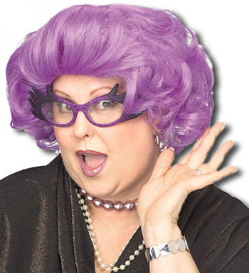 Dame Edna Perücke