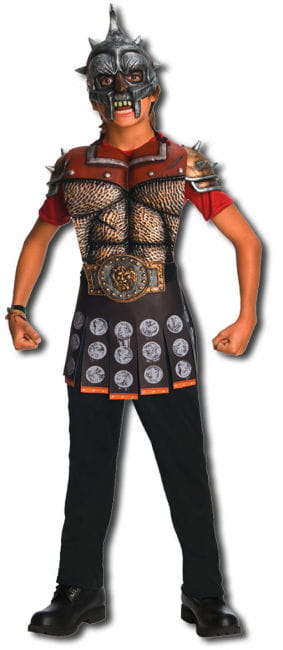 Hell Gladiator Kids Costume