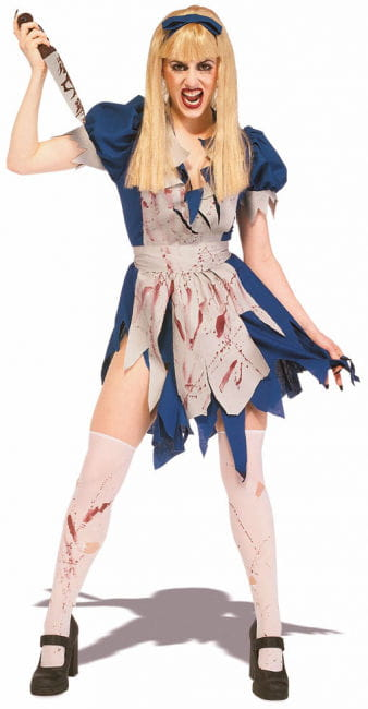 Alice in Horror Country Costume M