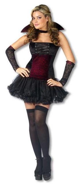 Vampirina Vampire Costume Medium Large